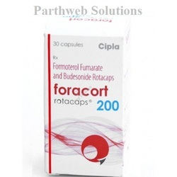 Foracort 200 Rotacaps