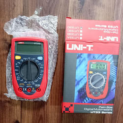 Digital Multimeter 33D