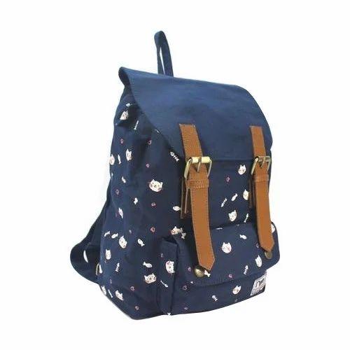 510c22709aa Ladies Fancy Backpack