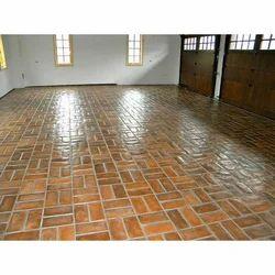 Garage Floor Tile, 25 Mm