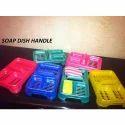 Plastic Handle Soap Case