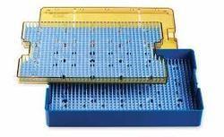 Plastic Sterilization Tray