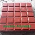 25 SQUARE TILE MOULD
