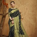 Kanchipuram Silk Weaving Saree
