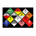 Hazardous Labels For Shipping