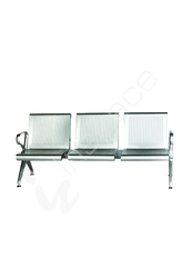 Metro 3s - Visitor Chair- Three Seater