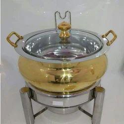 Polished Chafing Dish