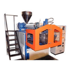 2 Liter Single Head Single Station Blow Molding Machine