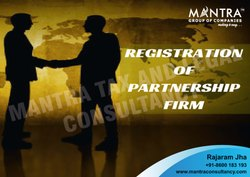 Consultancy For Partnership Firm Formation In Mumbai