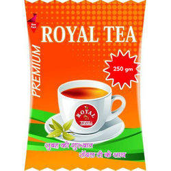 250 Gm Premium Royal Tea, Packaging Type: Plastic Packet