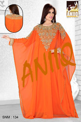 Hand Embroidered Kaftan 134