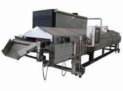 Kurkure Frying Line