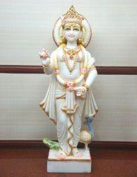 Murgun Swami Marble Statue