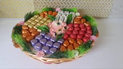 Milk Chocolate Gift Basket