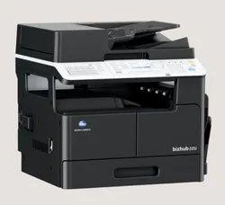 Konica Minolta 205 i Photocopy Machine