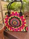 Handmade Embroidered Ladies Bags