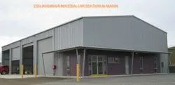 Metal Panel Build Prefab Industrial and Commercial Structures