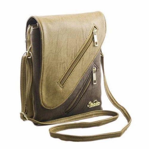 e84ea441e Multi Zip Ladies Stylish Sling Bag at Rs 799  piece