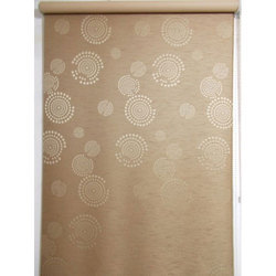 Polyester Horizontal Curtain Roller Blind