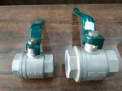 Zoloto Forged Brass Ball Valve