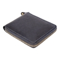 Ladies Leather Chain Closer Wallet