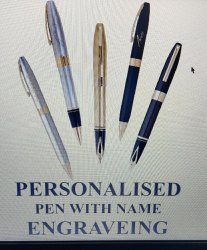 Personalized Pens With Name