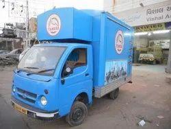 Sah Empire Non AC Diesel Food Van, 12 Ft, Vehicle Model: Old