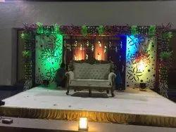 Designer Decoration Wedding Stage