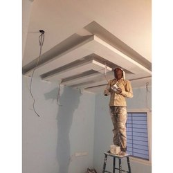 Concentric Ceiling Electrical Service