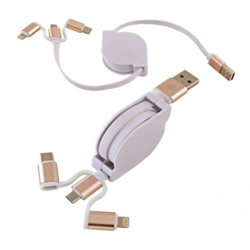 3 in 1 USB Data Transfer Cable