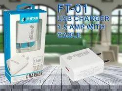 Fintek 1.5 Amp Charger