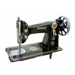 Shipro Link Sewing Machine, Usage/Application: Medium Material