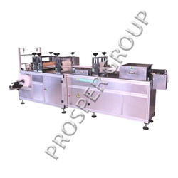 Non Woven Pillow Cover Making Machine, Capacity: 80 kg/h