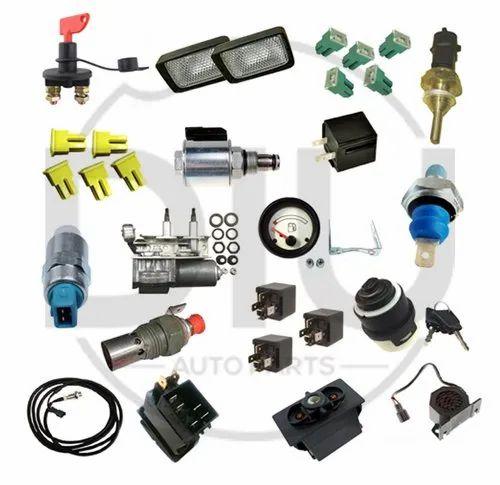 JCB 3CX 3DX Electrical Spare Auto Parts - SAI OVERSEAS
