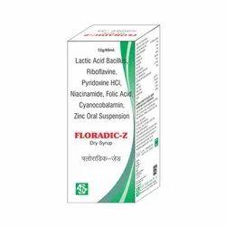 Floradic Z Dry Syrup