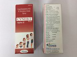 Cyproheptadine & Tricholine Citrate (cyneb - T Syrup)
