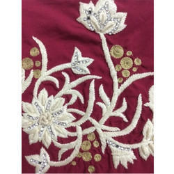Thread Resham Embroidery Work