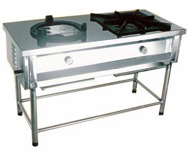 Avanashiappan Double Burner Cooking Range