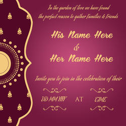 Invitation Card In Navi Mumbai Maharashtra Invitation Card