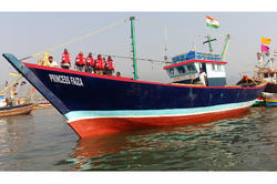 Fishing Trawler at Best Price in India