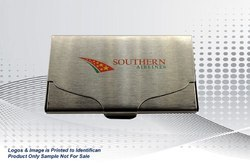 Silver Card Holder
