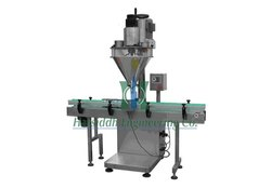 Automatic Single Head Auger Powder Filler