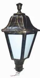 Matador LED Ceaser Cast Aluminium Post Top Lantern