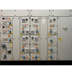 Mild Steel 3 Way Three Phase Control Panel, Automation Grade: Automatic, IP Rating: IP54