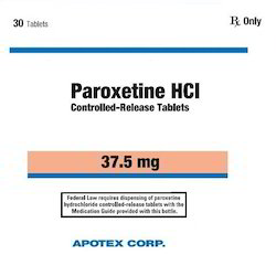 Paroxetine Hydrochloride Tablet