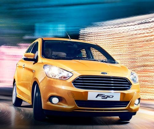 Next Gen Ford Figo Car