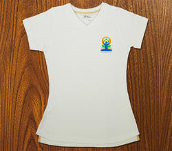 Yoga Day T-Shirts For Women