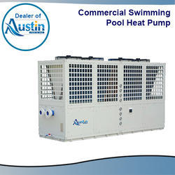 Austin Commercial Swimming Pool Heat Pump, 220 V , for Air Conditioners