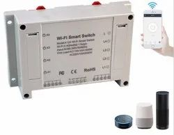 Three Phase 230 V 8 Node Home Automation Module