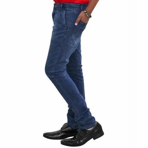 Dobby Moladz Cavelii Slim Fit Men' s Jeans